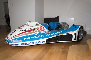 Picture of Lot 244-The 1980 Windle TZ 500/700 Sidecar Outfit-27/08/2020 SOLD by Auction