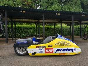 Picture of Lot 275 - 1995 DMR sidecar - 27/08/2020 SOLD by Auction