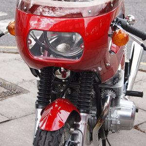 1971 Paul Dunstall Honda CB750 K1 Rare Classic 70's SuperBike. For Sale