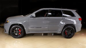 2020 Jeep Grand Cherokee SRT SUV 4WD 5k miles Grey $68.9k
