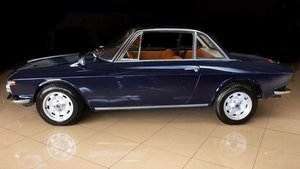 1969 Lancia Fulvia Coupe clean Blue(~)Ginger Tan coming $38.