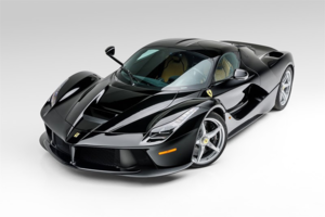 2014 Ferrari LaFerrari - Black(~)Tan LHD US-specs Rare 413 miles For Sale