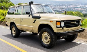 1984 Toyota Landcruiser 60 Series 1JZ 2.5 liter inline-6 SUV For Sale