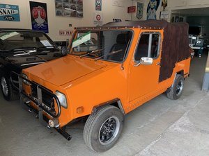 *REMAINS AVAILABLE - AUGUST AUCTION* 1987 Foers Nomad For Sale by Auction