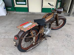 *REMAINS AVAILABLE - AUGUST AUCTION* 1951 Motoconfort U2c For Sale by Auction