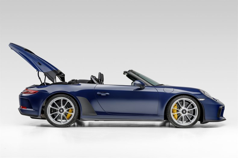 2019 Porsche 911 Speedster Rare Blue(~)Black 233 miles $319. For Sale (picture 2 of 6)