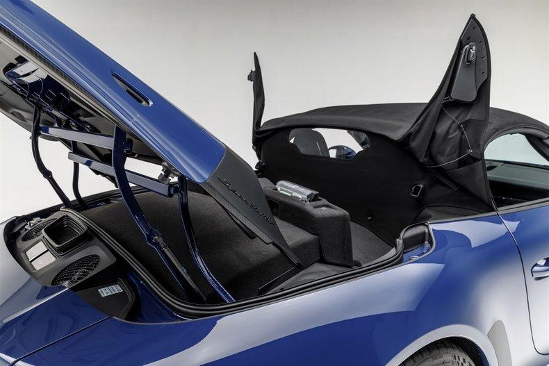 2019 Porsche 911 Speedster Rare Blue(~)Black 233 miles $319. For Sale (picture 3 of 6)
