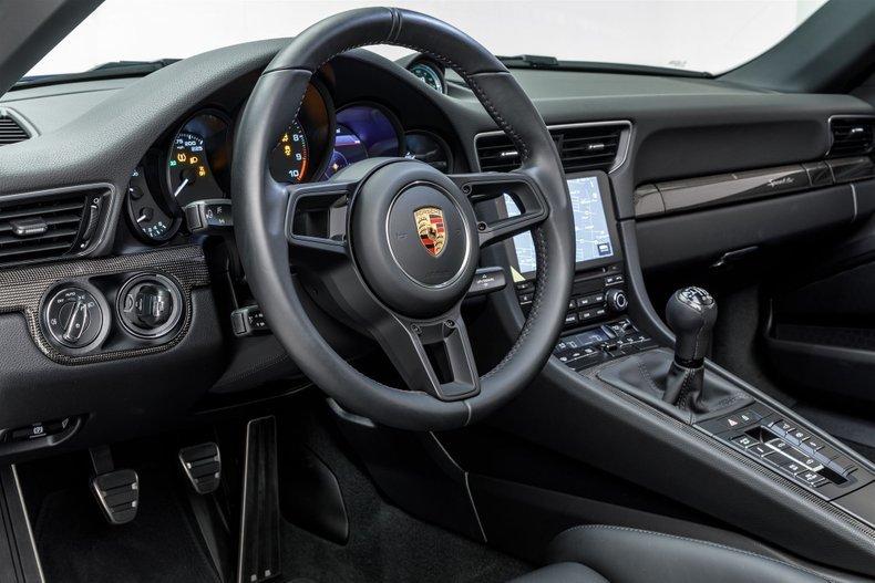 2019 Porsche 911 Speedster Rare Blue(~)Black 233 miles $319. For Sale (picture 4 of 6)