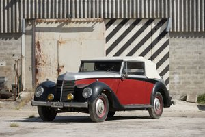 1947 Armstrong-Siddeley Hurricane 16 HP cabriolet No reserve For Sale by Auction