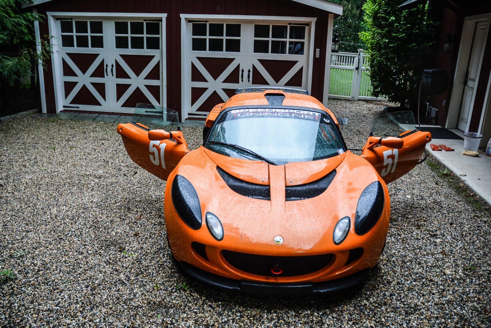 2006 Lotus Exige Cup 240 Factory Built Race Car FIA Rare $ob For Sale (picture 2 of 6)