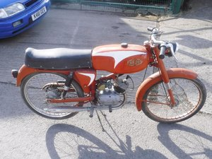 *REMAINS AVAILABLE - AUGUST AUCTION*1967 Frejus 50cc  For Sale by Auction