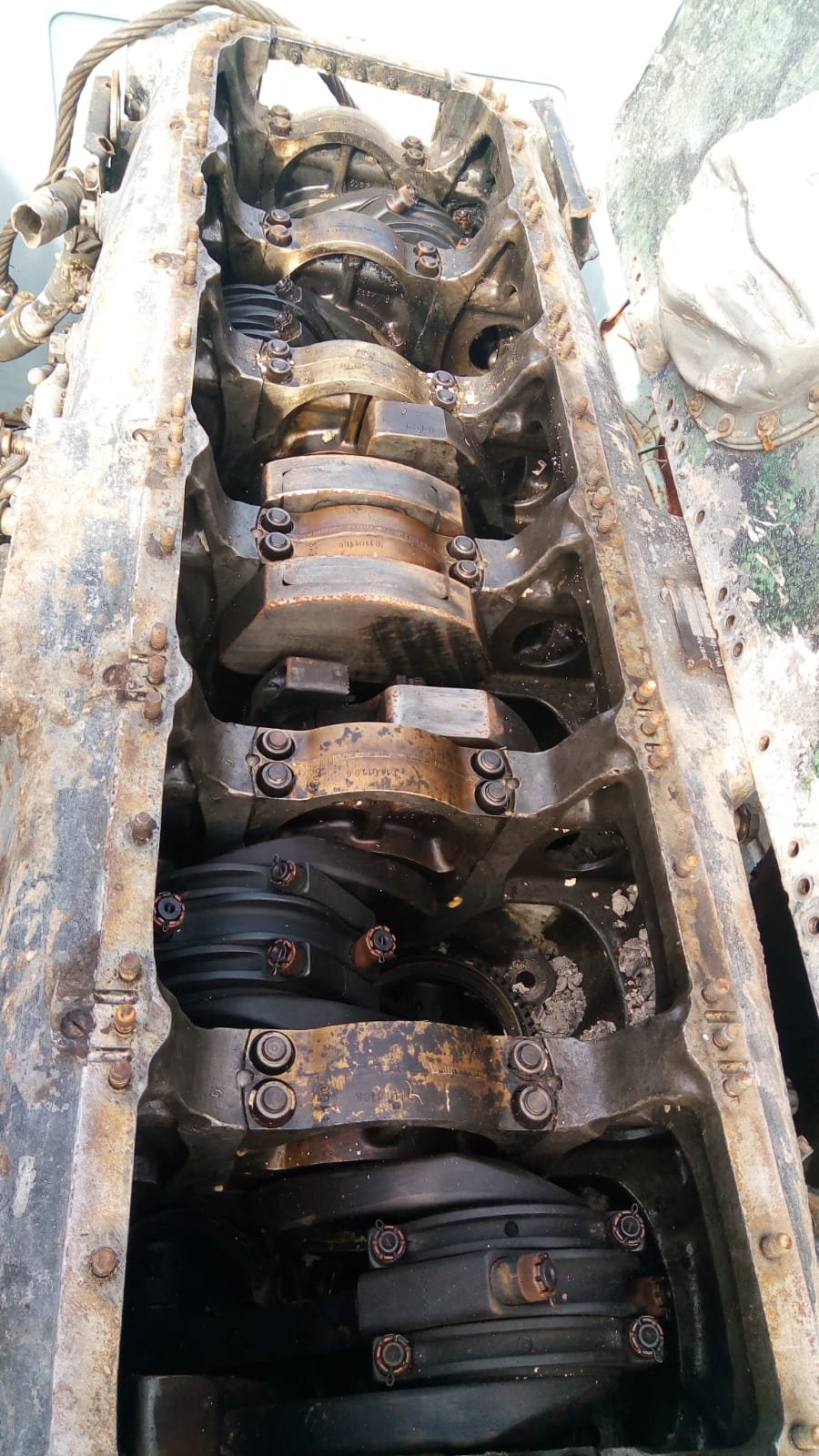 Aircraft engine DB 605 & JUMO-211-J 1943 WWII For Sale (picture 2 of 3)