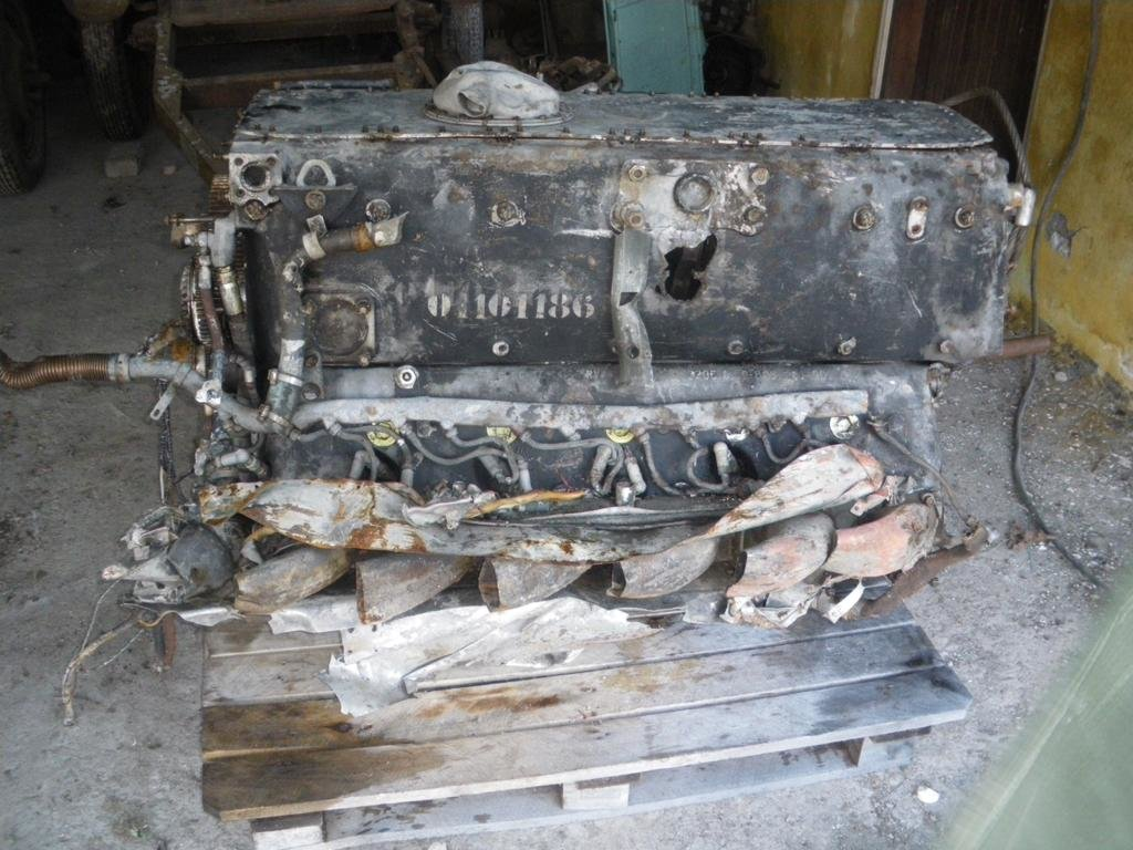Aircraft engine DB 605 & JUMO-211-J 1943 WWII For Sale (picture 3 of 3)