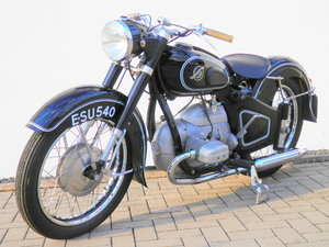 Picture of 1953 Hoffmann Gouverneur MP 250 OHV Flattwin SOLD