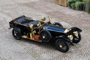 1912  Rolls-Royce 4050HP Silver Ghost