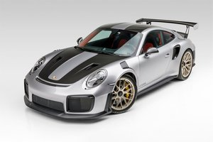 2018 Porsche 911 GT2 RS Weissach PDK - Fast only 936 miles  For Sale