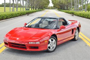 Picture of 1991 Acura NSX Coupe Red only 20k miles Rare 1 of 76 $79.9k For Sale