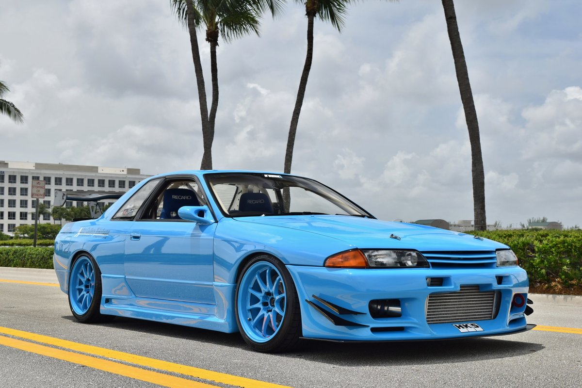 1991 Nissan GT-R R32 Skyline Time Attack/ Street Fast 550-HP For Sale (picture 1 of 6)