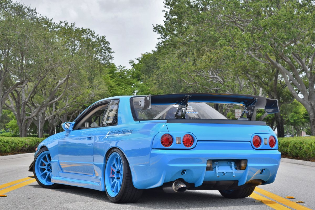 1991 Nissan GT-R R32 Skyline Time Attack/ Street Fast 550-HP For Sale (picture 2 of 6)