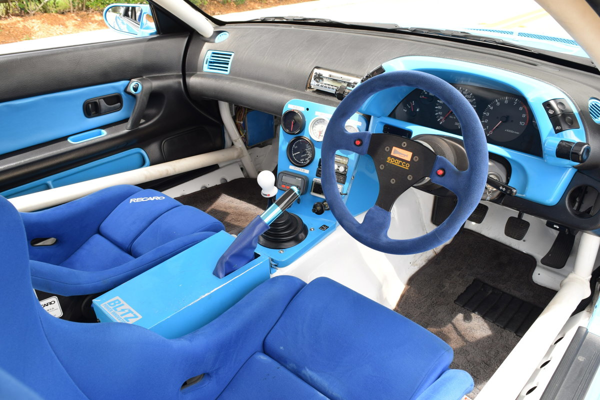 1991 Nissan GT-R R32 Skyline Time Attack/ Street Fast 550-HP For Sale (picture 4 of 6)