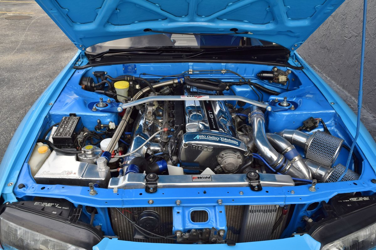 1991 Nissan GT-R R32 Skyline Time Attack/ Street Fast 550-HP For Sale (picture 5 of 6)