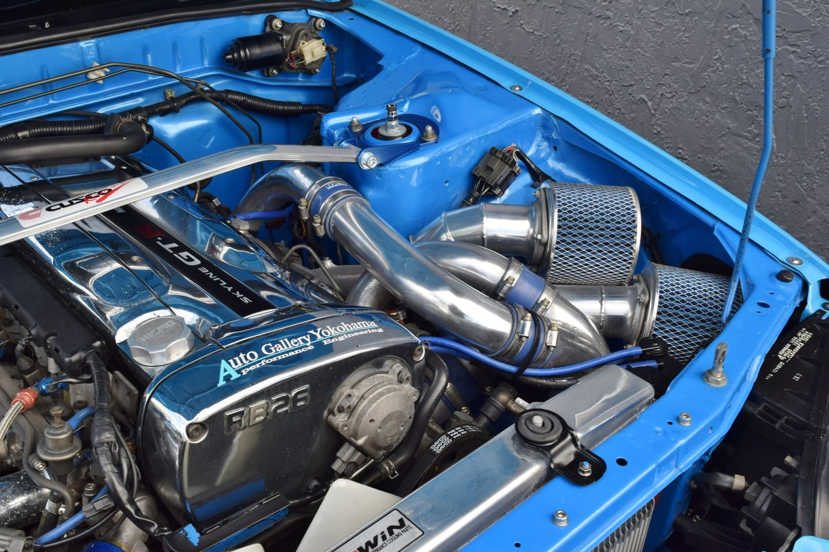 1991 Nissan GT-R R32 Skyline Time Attack/ Street Fast 550-HP For Sale (picture 6 of 6)