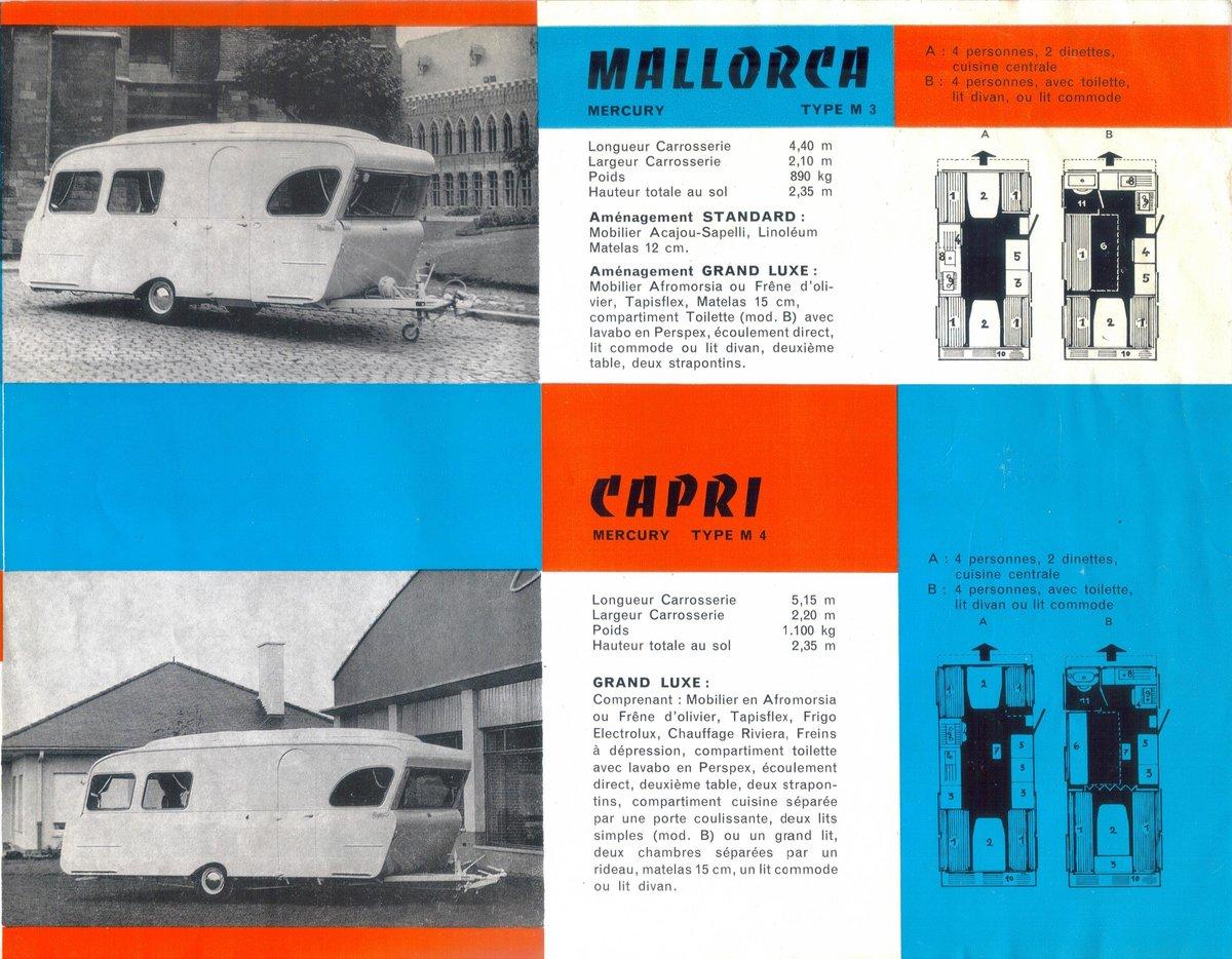 1966 Caravan , Travel Trailer La Tortue Capri For Sale (picture 6 of 6)