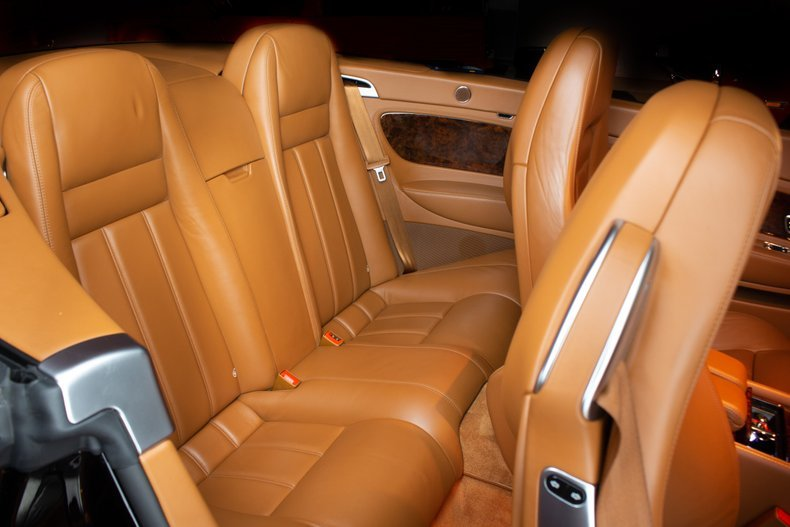 2008 Bentley Continental Convertible LHD Black(~)Tan $64.9k For Sale (picture 5 of 6)