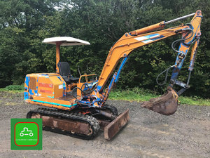 1991 KOBELCO SK027 MINI DIGGER 2.7T TOWABLE 2 SPEED TRACK SEE VID SOLD