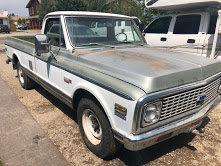 Picture of 1972 Chevy Cheyenne Super Pick Up Truck Long Bed Runs $17.9k For Sale
