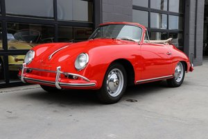 1959 Porsche 356A T2 Cabriolet Project Correct Cert $119.5k For Sale