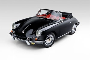 Picture of 1959 Porsche 356C T6 Cabriolet Euro-spcs 66k miles $194.5k For Sale