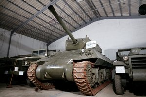1942 M10 Tank Destroyer No reserve For Sale by Auction
