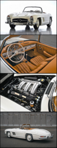 Picture of 1962 Mercedes 300SL Roadster - Disc~brackes Ivory(~)Tan  For Sale