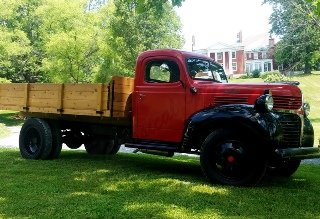 Picture of 1944 Dodge 1 Ton Pickup Truck Flatbed Hydraulic Bed $44.9k For Sale