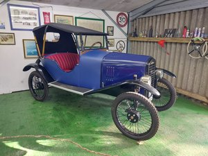1928 1926 Lafitte Cyclecar. 740cc Radial Engine For Sale