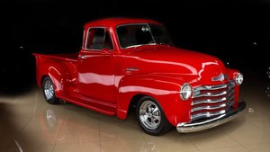 1950 Chevrolet 3100 Pickup Truck Step~Side 400-HP $49.9k For Sale
