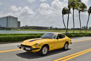 Picture of 1978 Datsun 280Z Coupe only 34k miles Manual Yellow $49k For Sale