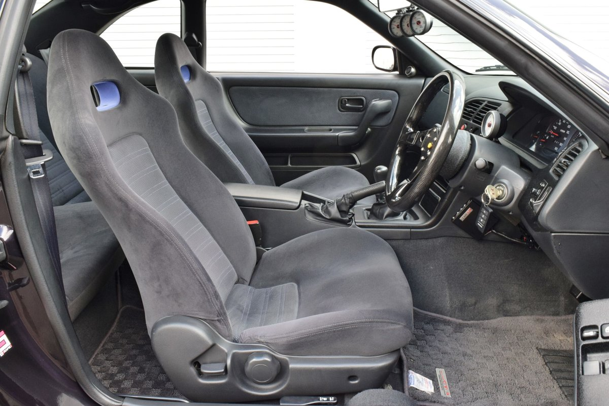 1995 Nissan GT-R R33 SKYLINE RHD mods 550-HP Purple $72.9k For Sale (picture 3 of 6)
