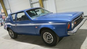 1973 AMC Gremlin X Levis Edition Custom 401-V8  manual $14.  For Sale