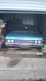 Picture of 1967 Chevy Impala Coupe Good Project 283 Auto Blue $10.5k For Sale