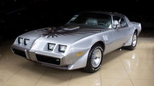 Picture of 1979 Pontiac Trans Am 10th anniversary Coupe Silver $39.9k For Sale