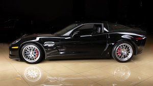2007 Chevrolet Corvette Z06 Coupe LS-7 w 6 Speed manual $44.