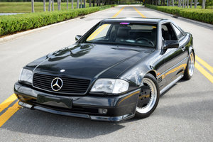 1991 Mercedes 500SL 6.0 AMG very Rare 1 of 50 made $69k For Sale