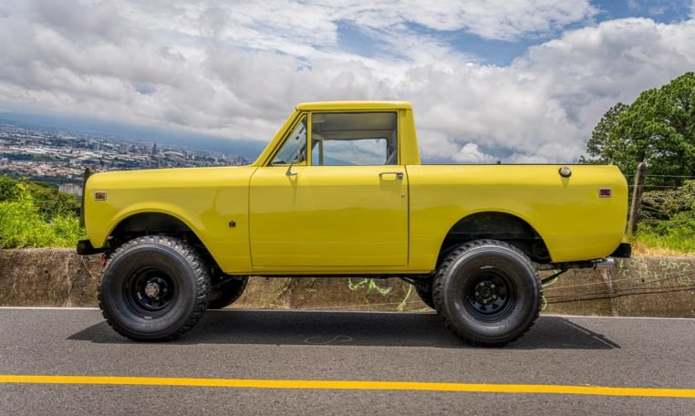 1970 International Scout – Costa Rica Pick Up Truck 4x4 $34.5k For Sale (picture 1 of 6)