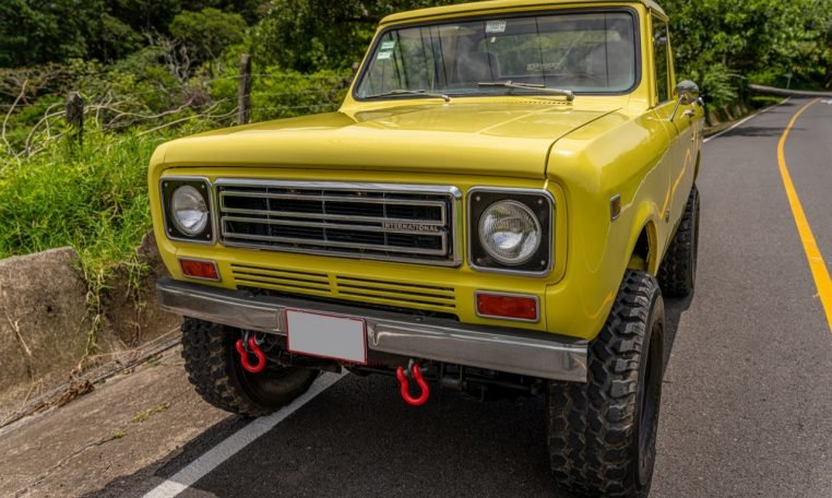 1970 International Scout – Costa Rica Pick Up Truck 4x4 $34.5k For Sale (picture 2 of 6)