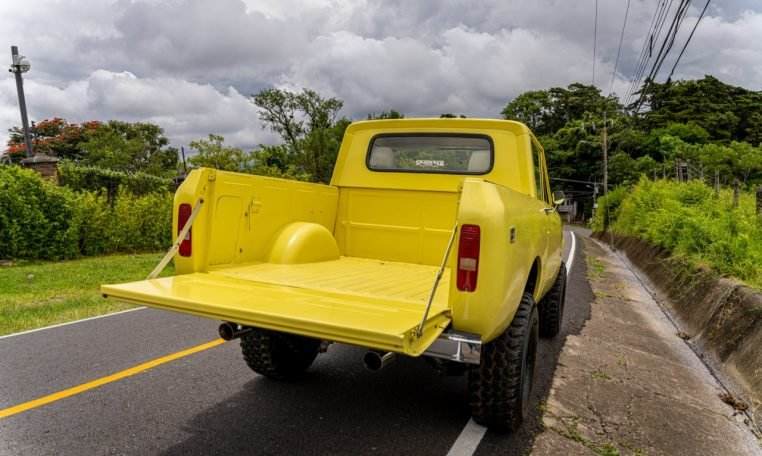1970 International Scout – Costa Rica Pick Up Truck 4x4 $34.5k For Sale (picture 3 of 6)