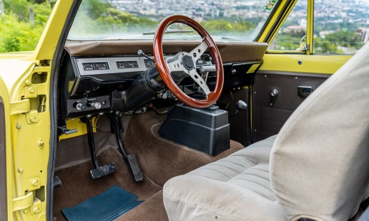 1970 International Scout – Costa Rica Pick Up Truck 4x4 $34.5k For Sale (picture 4 of 6)