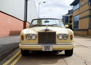Picture of 1991 Rolls-Royce Corniche III Convertible For Sale by Auction