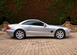 Picture of 2004 Mercedes-Benz SL 500 Roadster For Sale by Auction
